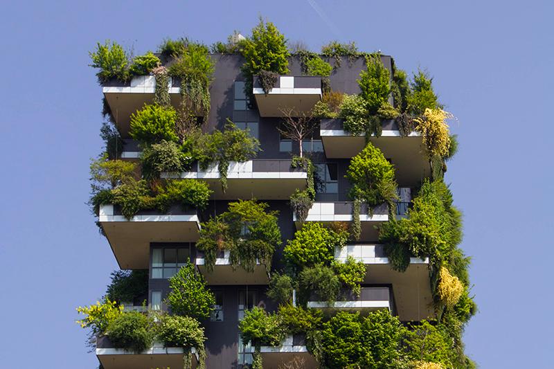 Il mercato immobiliare si fa green